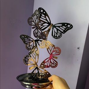 New butterfly 🦋 earrings necklaces stand holder
